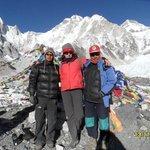 Mt Everest Base Camp - Nov 2013