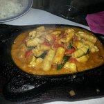 seiche au curry
