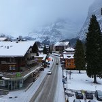 hotel position in Grindelwald