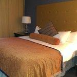 The bed - Premium Room