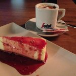 One of the best cheesecake!