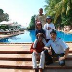 Poolside with Deepjyoti