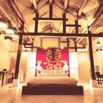 Shikumen Suite Romantic honeymoon suite