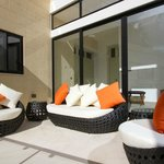 Terrace Relaxation Area