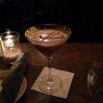 Great martini/cocktail list. Salted Caramel Martini! Yum!