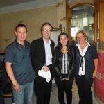 Roberto Benigni alla Tavernetta