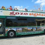 Gozo Sightseeing Bus
