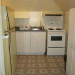 Family Apartment Kitchen