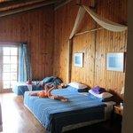 older villa room