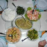 Rosita kan zeer lekker koken