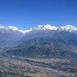 3時間の登山の甲斐ある素晴らしい眺め