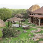 The coolest place to stay in the Serengeti!