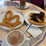 Churros - cant stop and buy more.. ;)