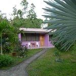 En bungalow