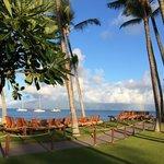 Perfect beachfront