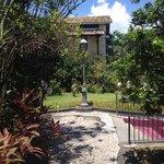 entrada do hotel Catharina Paraguaçu - Salvador