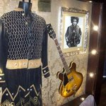 Jimi Hendrix Guitar & Outfit
