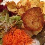 Cheeseburger raclette