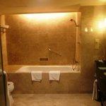 Beautiful spa like baths