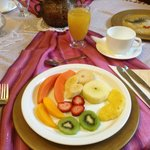 Excellent breakfast - 5 stars