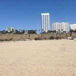 Beach in LA