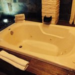 Our jacuzzi