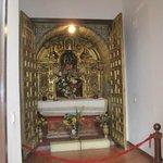 pequeña capilla barroca