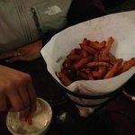 Best Sweet Potato Fries Ever!!