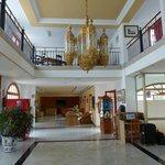 Hotel Eingangshalle