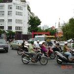 Сайгонский трафик.