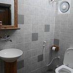 Salle de bain chambre 01 - Moderne