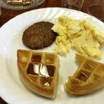 petit-déjeuner gastronomique!