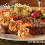 New York Steak and Shrimp