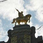 Grand-Place  statua