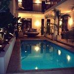 Pool/lobby area