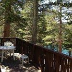 Cabin #4 Deck