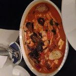 Seafood soup to share!!!!