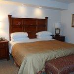 master bedroom, 2 bed apt