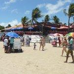 Playa Pto Galinhas