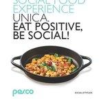 SOCIAL FOOD EXPERIENCE, UNICA ED ENTUSIASMANTE !
