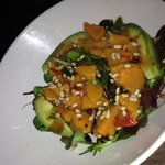 butter nut squash salad