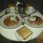breakfast x