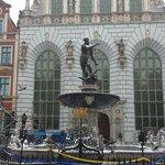 Fontanna Neptuna,  Gdańsk