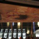 Promenor do tecto