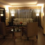 Living Room - Presidential Suite