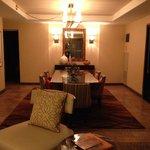Dining Room - Presidential Suite