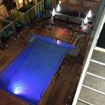 hotel pool & spa