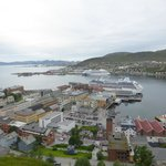 The View From the Top of Hammerfest