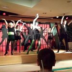 One of the Gr8 shows from the entertainment team :) 'Chicago'