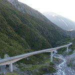 Otira Viaduct Lookout